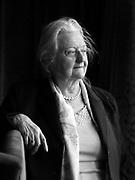 Joanne Collum Moore Geneologist Joanne is a 90 year old woman from Wilson, Arkansas. No Stranger Among Us- Delta School, Wilson, Arkansas- Photo by Karen Pulfer Focht ©