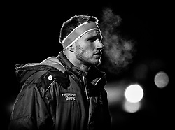Shane Delahunt of Connacht<br /> <br /> Photographer Simon King/Replay Images<br /> <br /> Guinness PRO14 Round 7 - Ospreys v Connacht - Friday 26th October 2018 - The Brewery Field - Bridgend<br /> <br /> World Copyright © Replay Images . All rights reserved. info@replayimages.co.uk - http://replayimages.co.uk