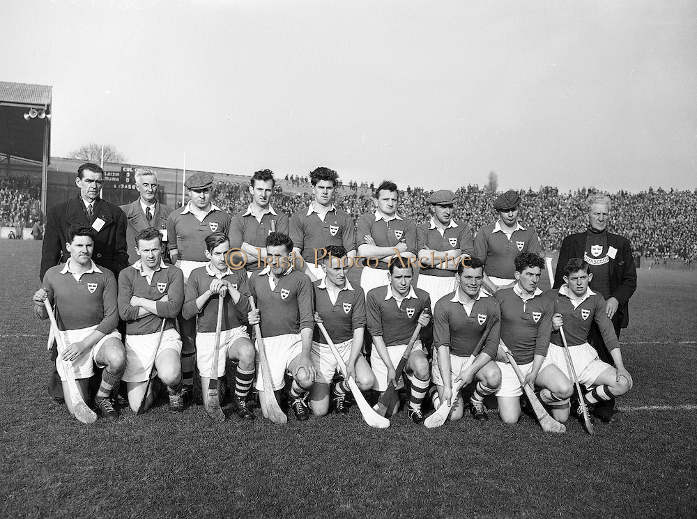 Railway Cup Hurling Championship - Final..Munster.03-07.Leinster.03-05..