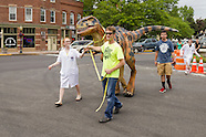 Dinosaur tours Goshen