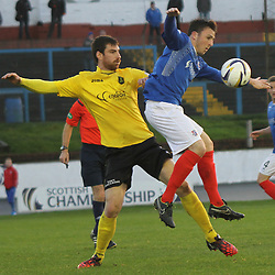 Cowdenbeath v Livingston | Scottish Championship | 22 November 2014
