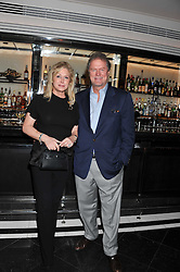 RICK & KATHY HILTON at a dinner to celebrate the 30th anniversary of Le Caprice, Arlington Street, London SW1 on 4th October 2011.