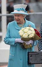 MAY 20 2014 The Queen in Portsmouth