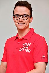 Portrait of Martin Fleig, GER