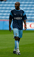 Photo: Steve Bond.<br /> Coventry City v Notts County. The Carling Cup. 14/08/2007. Dele Adebola