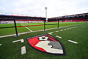 The Vitality Stadium before the Premier League match between Bournemouth and Arsenal at the Vitality Stadium, Bournemouth, England on 14 January 2018. Photo by Graham Hunt.