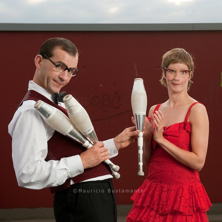 Philipp Marth und Rike