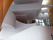 Disney Concert Hall Area L.A.