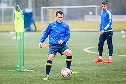 Luka Volaric during Training of NK Domzale, on January 10, 2018 in Sports park Domzale, Domzale, Slovenia. Photo by Ziga Zupan / Sportida