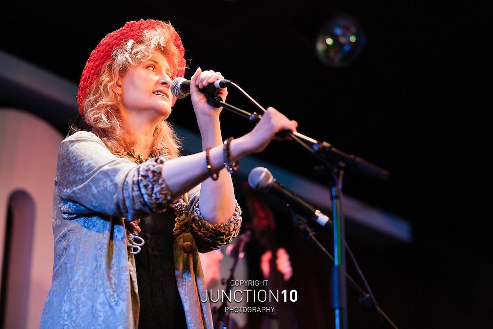 Eddi Reader in concert at the Glee Club, Birmingham, United Kingdom<br /> Picture Date: 3 November, 2013