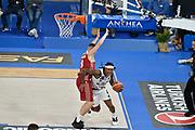 Moss David<br /> AX Armani Exchange Milano - Germani Basket Brescia<br /> Zurich Connect Supercoppa 2018-2019<br /> Lega Basket Serie A<br /> Brescia 29/09/2018<br /> Foto M.Matta/Ciamillo & Castoria