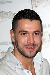 Shayne Ward attends launch of Musical Version of The War of the Worlds, London, United Kingdom. Friday, 28th February 2014. Picture by Nils Jorgensen / i-Images
