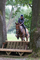 Tongeren 2013 Nationaal eventing