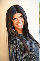 Teresa Giudice at Posche Boutique in Wayne, NJ