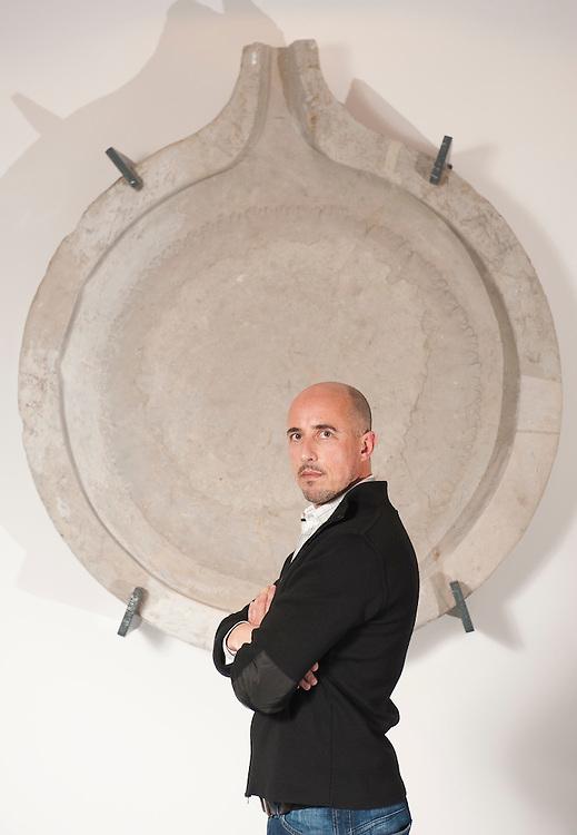 João Passanha, olive oil producer, 2010