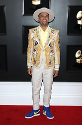 2019 Grammy Awards - Arrivals. 10 Feb 2019 Pictured: Ben Harper. Photo credit: Jaxon / MEGA TheMegaAgency.com +1 888 505 6342