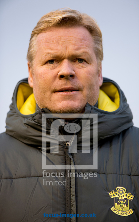 Southampton manager Ronald Koeman before the Barclays Premier League match at Turf Moor, Burnley<br /> Picture by Russell Hart/Focus Images Ltd 07791 688 420<br /> 13/12/2014