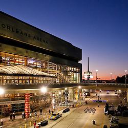12-08-2010 Detroit Pistons at New Orleans Hornets