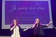 Vue sur la relève, 20ème féstival des arts de la scène -  Théâtre Plaza / Montreal / Canada / 2015-04-21, © Photo Marc Gibert / adecom.ca