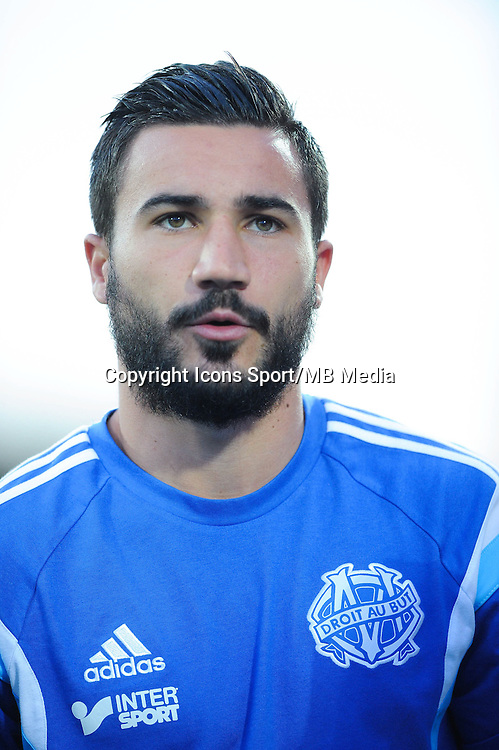 Romain ALESSANDRINI - 14.09.2014 - Evian Thonon / Marseille - 5eme journee de Ligue 1<br /> Photo : Jean Paul Thomas / Icon Sport
