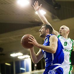 20160219: SLO, Basketball - Spar Cup 2016, Semifinals, KK Krka vs KK Tajfun