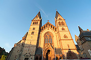 Kirche St. Peter, Heppenheim, Bergstraße, Hessen, Deutschland | church St. Peter, Heppenheim, Bergstrasse, Hesse, Germany
