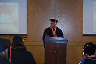 Masters of International Agriculture Fall 2015 Hooding ceremony.Masters of International Agriculture Fall 2015 Hooding ceremony.