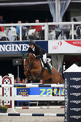 O Brien Thomas (IRL) - Mini Cruzano<br /> Final 6 years<br /> FEI World Breeding Jumping Championships for Young Horses - Lanaken 2014<br /> © Dirk Caremans