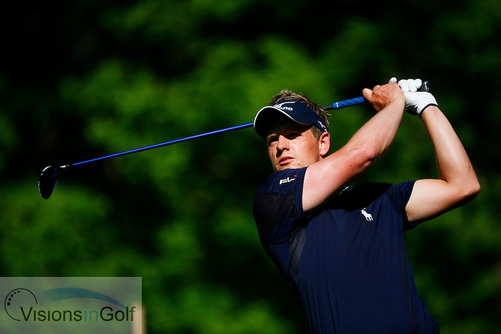 Luke Donald<br /> BMW PGA Championship 2010, Wentworth, Surrey, UK<br /> Picture Credit: Mark Newcombe / visionsingolf.com