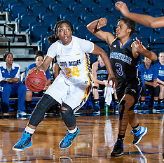 2014-15 A&T Women's Basketball vs UNC-Asheville