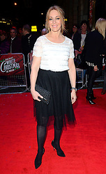 Helen Fospero attends White Christmas Press Night at The Dominion Theatre, Tottenham Court Road, London on Wednesday 12 November 2014