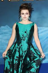 © Licensed to London News Pictures. 19/03/2015, UK. Helena Bonham Carter,, Cinderella - UK film premiere, Leicester Square, London UK, 19 March 2015. Photo credit : Richard Goldschmidt/Piqtured/LNP