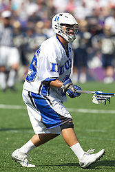 31 May 2010: Duke Blue Devils defenseman Dan Theodoridis (46) in a 5-6 win over the Notre Dame Fighting Irish for the NCAA Lacrosse Championship at M&T Bank Stadium in Baltimore, MD.