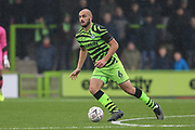 Forest Green Rovers Farrend Rawson(6) during the The FA Cup match between Forest Green Rovers and Billericay Town at the New Lawn, Forest Green, United Kingdom on 9 November 2019.