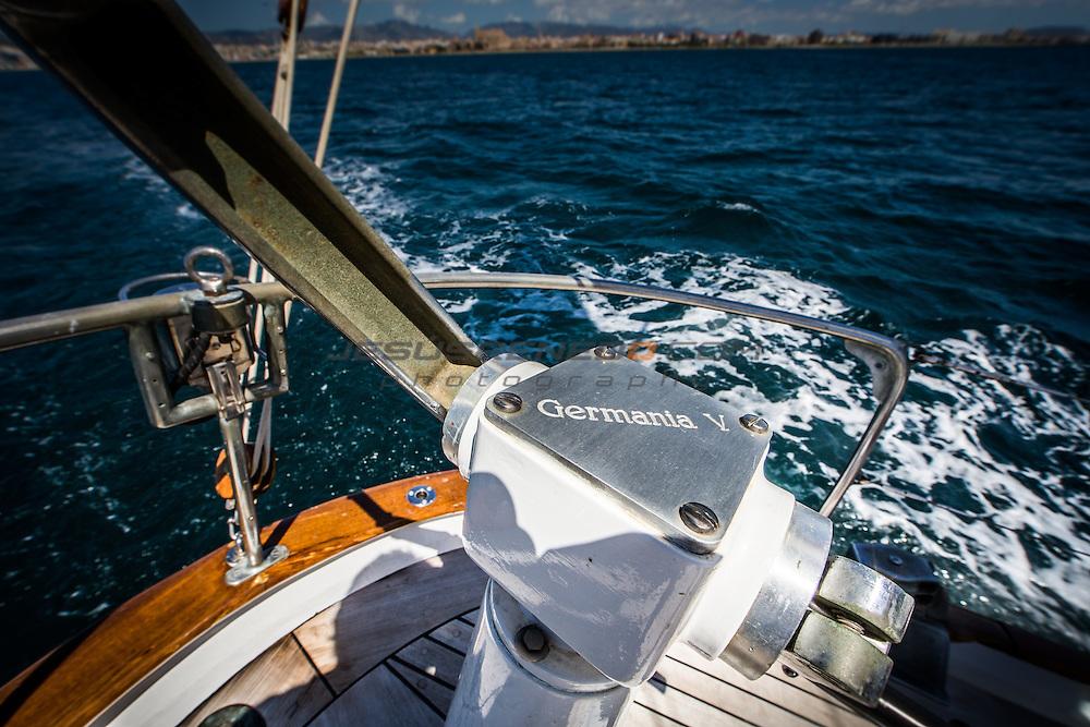 Classic Yacht Germania 2015 ©jesus renedo