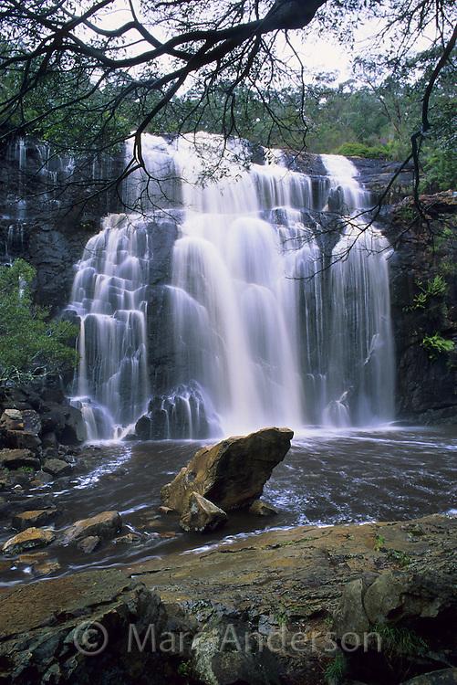 Mackenzie Falls, Grampians National Park, Australia.