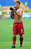 david pizarro (roma)<br /> roma 31-05-2009<br /> stadio olimpico<br /> serie a<br /> roma torino 3-2<br /> foto massimo oliva insidefoto