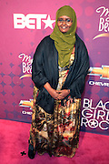 October 13, 2012- Bronx, NY: Dr. Mohemmed (Honoree) at the Black Girls Rock! Awards Red Carpet presented by BET Networks and sponsored by Chevy held at the Paradise Theater on October 13, 2012 in the Bronx, New York. BLACK GIRLS ROCK! Inc. is 501(c)3 non-profit youth empowerment and mentoring organization founded by DJ Beverly Bond, established to promote the arts for young women of color, as well as to encourage dialogue and analysis of the ways women of color are portrayed in the media. (Terrence Jennings)