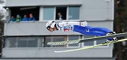04.01.2014, Bergisel Schanze, Innsbruck, AUT, FIS Ski Sprung Weltcup, 62. Vierschanzentournee, Probesprung, im Bild Ito Daiki (JPN) // Ito Daiki of Japan during Trial Jump of 62nd Four Hills Tournament of FIS Ski Jumping World Cup at the Bergisel Schanze, Innsbruck, Austria on 2014/01/04. EXPA Pictures © 2014, PhotoCredit: EXPA/ Peter Rinderer