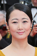"""CANNES, FRANCE - MAY 21:  Tao Zhao attends the """"The Search"""" Premiere  at the 67th Annual Cannes Film Festival on May 21, 2014 in Cannes, France.  (Photo by Tony Barson/FilmMagic)"""