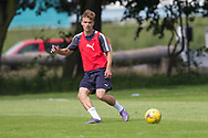 Trialist Nils Rutten -  Dundee FC - Pre-season training at University Grounds, Riverside, Dundee, Photo: David Young<br /> <br />  - &copy; David Young - www.davidyoungphoto.co.uk - email: davidyoungphoto@gmail.com