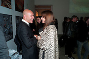 SIMON NEGGERS; LARA BOHINC, Wallpaper* Design Awards. Wilkinson Gallery, 50-58 Vyner Street, London E2, 14 January 2010 *** Local Caption *** -DO NOT ARCHIVE-© Copyright Photograph by Dafydd Jones. 248 Clapham Rd. London SW9 0PZ. Tel 0207 820 0771. www.dafjones.com.<br /> SIMON NEGGERS; LARA BOHINC, Wallpaper* Design Awards. Wilkinson Gallery, 50-58 Vyner Street, London E2, 14 January 2010