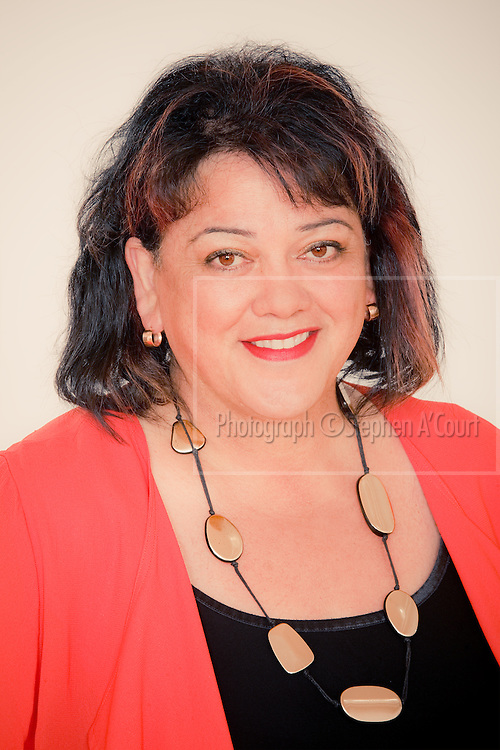 Studio portraits with NZ comedian Parekotuku Moore.