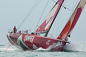 VOR Sanya in Port Race