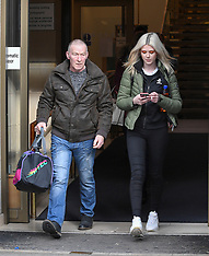 Baby killer Thomas Haining sentencing, Edinburgh, 15 October 2019