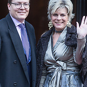 NLD/Amsterdam/20180203 - 80ste Verjaardag Pr. Beatrix, Prins Constantijn en Prinses Laurentien