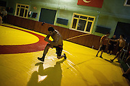 Many unique training methods are used to prepare wrestlers for agility alongside strength. The Haydarpaşa Demirspor Club is led by several national and European champions, and one of the oldest wrestler clubs in Istanbul.