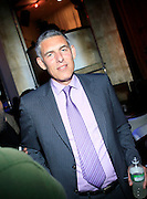 Lyor Cohen at R & B Live featuring Vocalist sensations Peter Hadar and Estelle at Spotlight Live on May 20, 2008 in New York City