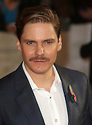 October 28, 2015 - Daniel Bruhl attending 'Burnt' European Premiere at Vue West End, Leicester Square in London, UK.<br /> ©Exclusivepix Media