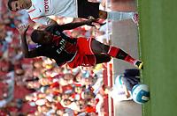Photo: Tony Oudot.<br /> Paris Saint-Germain v Valencia. The Emirates Cup. 29/07/2007.<br /> Amare Diane of Paris St Germain